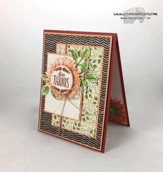 stampin u2019 up  harvest labels to love